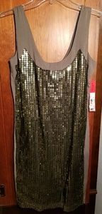French Connection sequin dress new